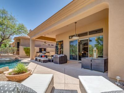 Photo for 2800sf luxury home on Legend Trail Golf/North Scottsdale/Pool/Spa !