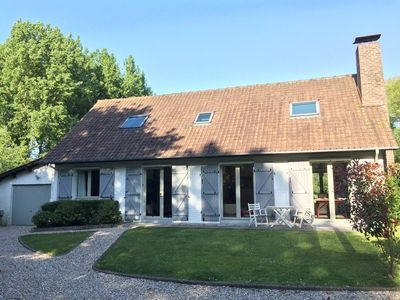Photo for Pretty house close to Le Touquet - 8 people - Classified 5 Stars