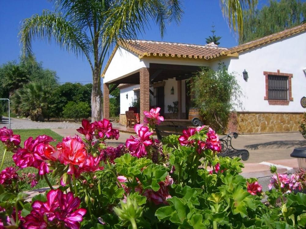 Quality villa 7 8 people gardens and big private - Jardines pequenos con encanto ...