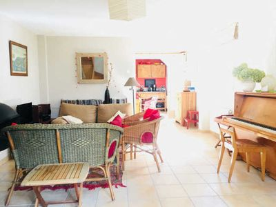 Photo for LE BEL MESNIL - Villa 5 rooms - Capacity 8 people