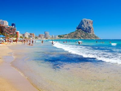 Photo for 3BR Apartment Vacation Rental in Calp, Alicante