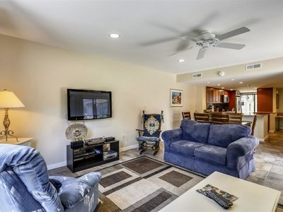 Photo for 3 bedroom, 3 bath Greens townhouse located in Shipyard with a community pool, and close to the beach