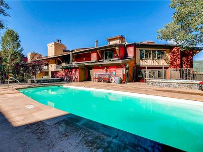 Photo for Beautiful Summer Mountain Condo Loaded With Amenities!