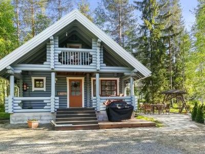 Photo for Vacation home Eskola in Sotkamo - 4 persons, 1 bedrooms