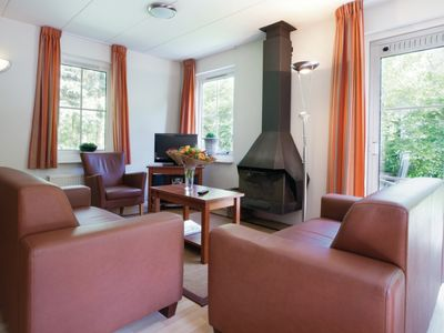 Photo for Bungalow in the holiday park Landal Landgoed De Elsgraven - Indoor swimming pool with paddling pool