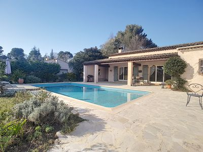Photo for Superb Villa with swimming pool 175M2 !!!