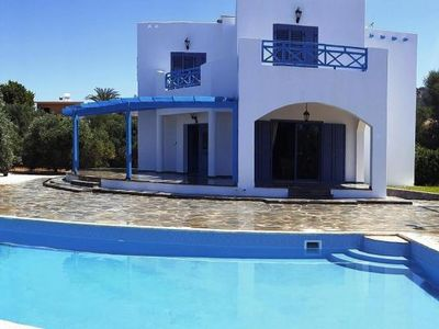 Photo for holiday home, Agia Marina Chrysochous inklusive Mietwagen  in Um Paphos - 8 persons, 4 bedrooms