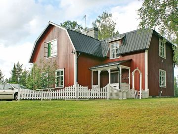 Vacation home Nya Skaraborg  in Abborrträsk, Norrbotten - Lappland - 6 persons, 3 bedrooms