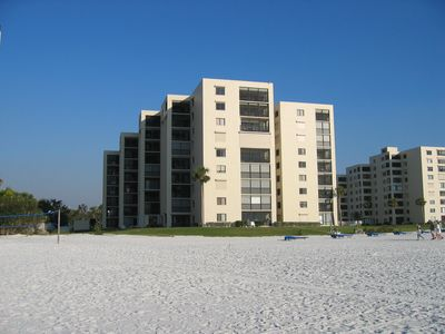 Photo for Ft. Myers Beach -- Lovely Beachfront Condo