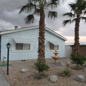 Photo for 2BR Mobile Home Vacation Rental in Thousand Palms, California