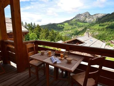 Photo for Apt E4 Les Echelles - ARAVIS Holidays