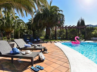 Photo for Vacation home Finca Madroñal with Pool 12p in Santa Brígida - 12 persons, 6 bedrooms