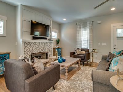 Photo for Style & Class 2 miles to Downtown - Brand New