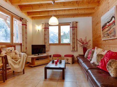 Photo for Chalet Le Grand-Bornand, 3 bedrooms, 8 persons