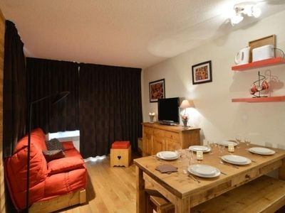 Photo for Apartment Belle Plagne, 2 bedrooms, 6 persons
