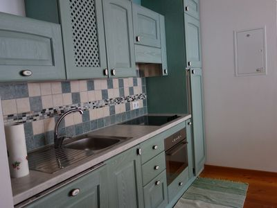 Photo for Recent excellent equipped apartment facing the spa, NEAREST slopes