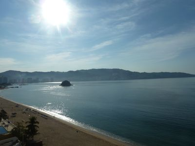 Photo for Magnificent Beachfront Acapulco 20% discount for Sep. and Oct! *excludes 9/15-16