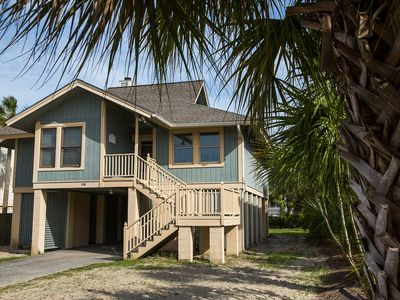 Photo for OCTOBER SPECIAL! $195/nt!!Elevated Beach Cottage 1 Block From The Ocean