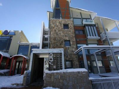 Photo for Alto 203, Ski in Ski Out 2 Bedroom Property in the heart of Mt Buller Village