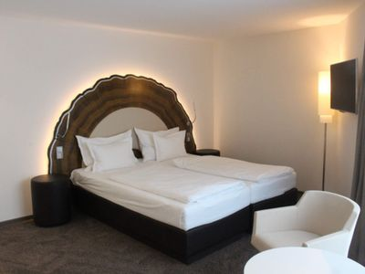 Photo for Junior Suite - TAOme - Feng Shui Stadhotel Breisgau