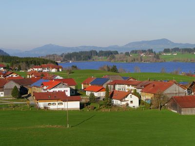 Photo for Well-kept, neat flat in the Oberallgäu on the 1st floor near the lake