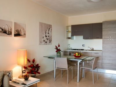 Photo for Le Castella Resort & Beach - APARTMENT TYPE B - Three-room apartment 2