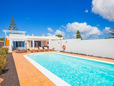 Photo for Lomo Blanco - This Villa includes a private pool, WI-FI & A/C