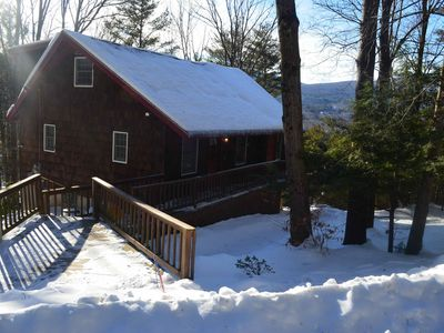 Photo for Charming & Affordable Home! 1.5 miles from Okemo!
