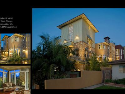 Photo for Beautiful Coronado townhome with outstanding location