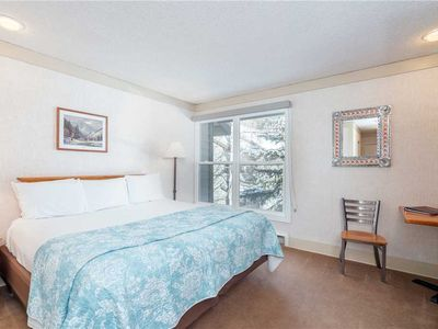 Photo for Kitchenette Room With King Bed at the Mountainside Inn