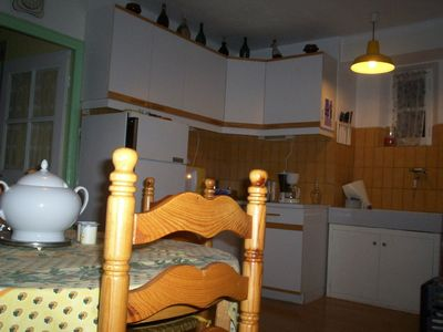 Photo for Charming house in the Cevennes ... 2 people