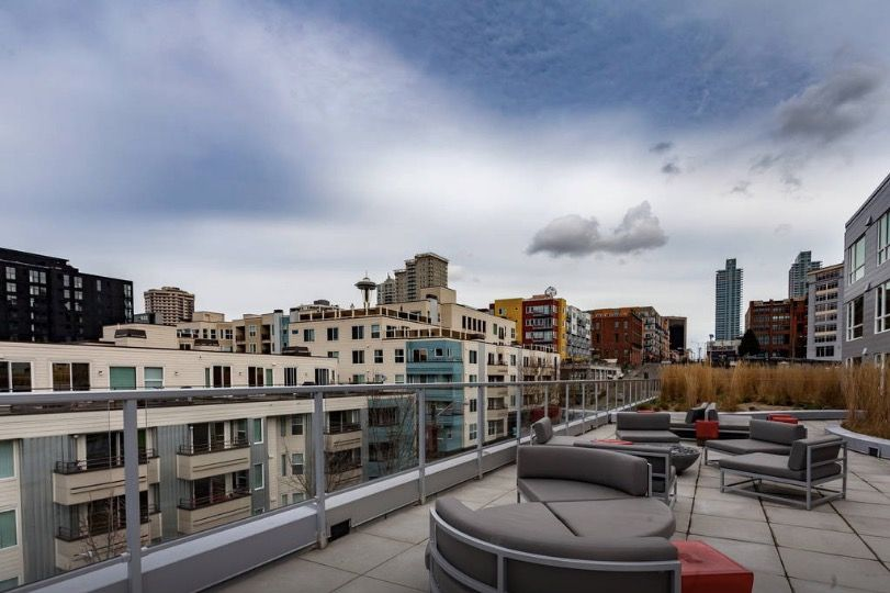 Belltown Waterfront Suite 1BD 3 - One Bedroom Apartment, Sleeps 3