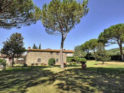 Photo for Casa Margherita is part of a Farmhouse complex, with sharing pool, 2 bedrooms and garden