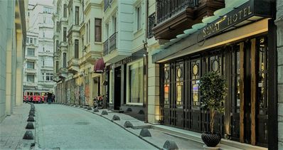 Photo for ✔Economic flat✔bedroom ✔300meters İstiklal Street