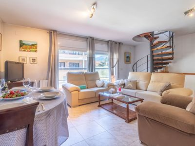 Photo for Beautiful apartment for 6 people with TV and parking