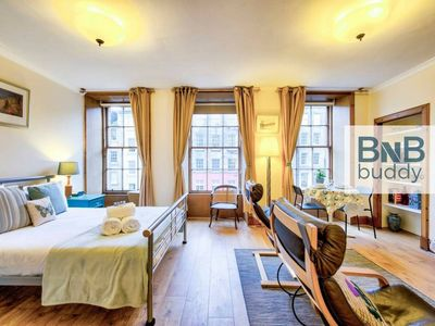 Photo for Royal Mile Apartment for Two - Location, Location!