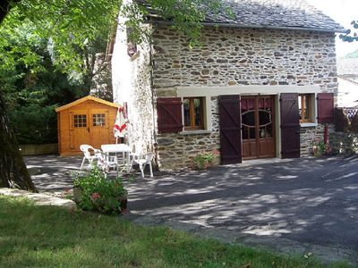 Photo for Furnished cottage near Naucelle between Rodez and Albi