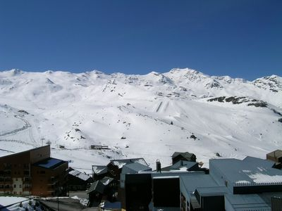 Photo for Arcelle 3 persons studio in Val Thorens