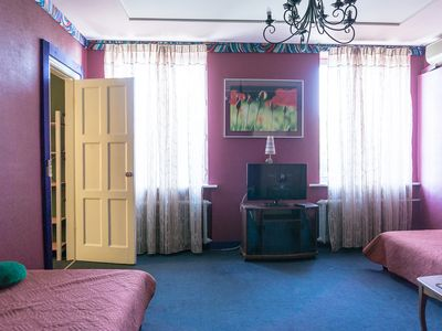 Photo for Comfortable two bedroom apartment