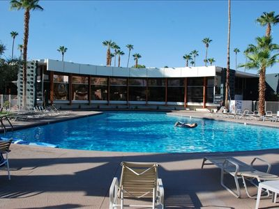 Photo for Comfortable Renovated Apartment in the Ocotillo Lodge with private patio