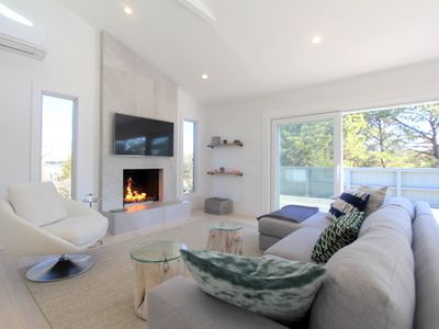 Photo for Luxury beach House in Amagansett dunes- East Hampton Long term or we gateway