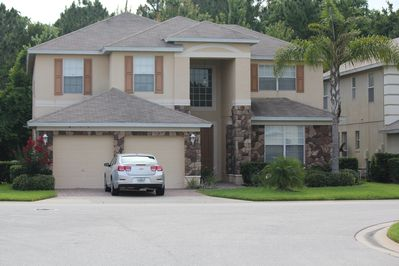 Prime Fabulous Florida Vacation Rental Home 5 Bedrooms 3 5 Bathrooms Sleeps 12 Cypress Pointe Download Free Architecture Designs Viewormadebymaigaardcom