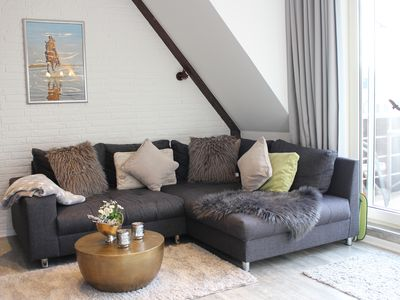Photo for **** Apartment near the beach of St. Peter-Ording