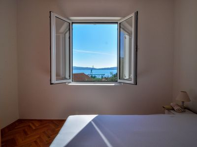 Photo for Entire House, 6 beds, Sea and Mountain  View, Bay of Kotor, Montenegro
