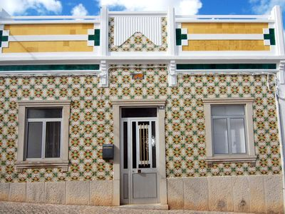 Photo for Pittoresque house with character in centre Fuseta only 300m from the beach.