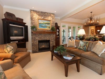 Photo for Three Bedroom Condominium in Old Edwards Club, Highlands, NC