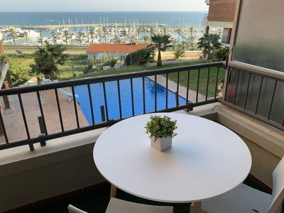 Photo for Luxury apartment near the seaside