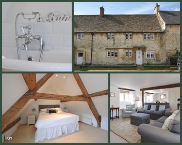 Photo for Charming Country House Nr Bath (WC)