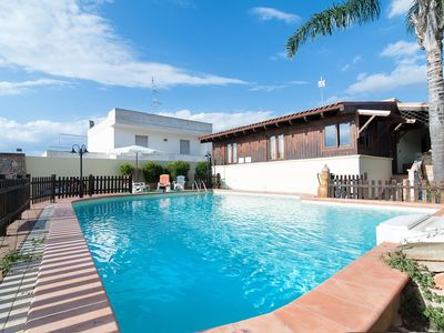 Photo for Villa in Marina Di Mancaversa-giannelli with 3 bedrooms sleeps 6