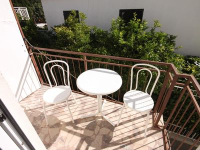 Photo for Two bedroom apartment with balcony Podaca (Makarska) (A-6677-a)